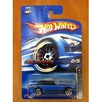 Hot Wheels Collectible Diecast Car: 65 Mustang Motown Metal 2 of 5 87