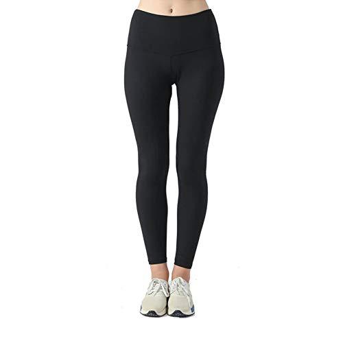 - Sweetaluna High Waist Leggings for Women Yoga Pants Stretch Workout Tummy Control Ultra Soft Pants Black