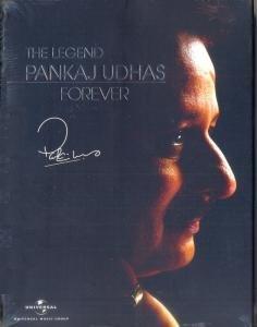 The Legend Pankaj Udhas Forever (5-CD Set) (Best Of Pankaj Udhas Ghazals)