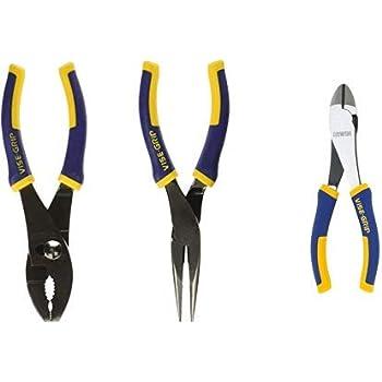 6 IRWIN VISE-GRIP Diagonal Cutting Pliers 2078306