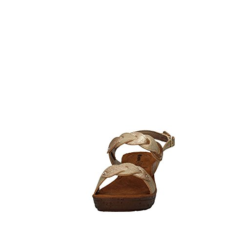 INBLU GM 20 D Sandal Women Platinum cA07XDhbd