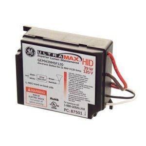1pc GE 87501 - GEMH39-MSF-120 Metal Halide Electronic Ballast 39w 120v