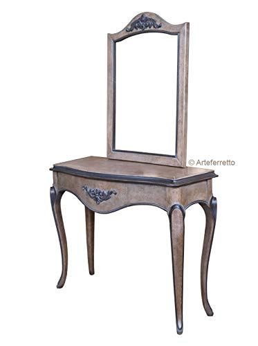 Artigiani Veneti Riuniti - Consola con Espejo en Estilo ...