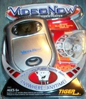 VideoNow Black & White Personal Video Player with Nickelodeon Sampler PVD