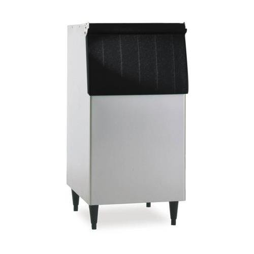 B-300PF 22'''' AHRI Rated Ice Storage Bin With 260 lbs. Storage Capacity And H-Guard Plus: Stainless Steel by Hoshizaki