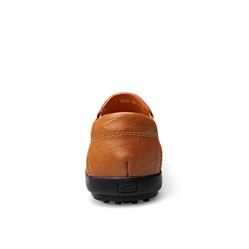 Minitoo Dunkelbraun LH1599A 39 Größe Braun Herren Mokkasins LHEU 6X6xnvS
