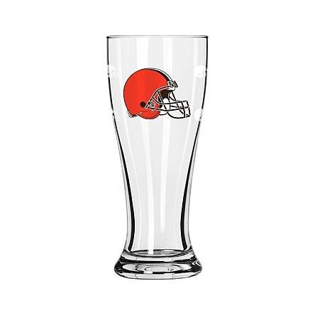 Pilsner Glass Shot (Cleveland Browns Mini Pilsner Shot Glass - New Logo)
