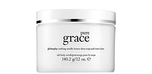 Philosophy Pure Grace Salt Body Scrub 12 oz.