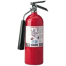 ProLine™ Carbon Dioxide Fire Extinguishers - BC Type - 5lb. pro 5 cdm carbon dioxide fire exting