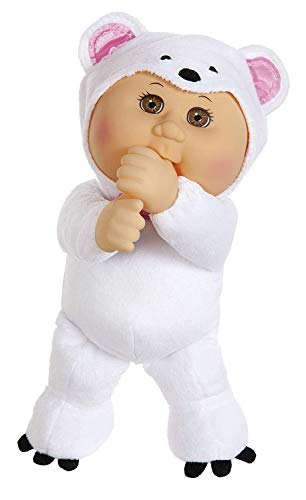 """Cabbage Patch Kids 9"""" Frost Polar Bear Zoo Cutie, used for sale  Delivered anywhere in USA"""