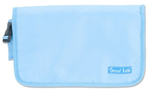 Trend Lab Diaper Clutch, Blue Color: Blue NewBorn, Kid, Child, Childern, Infant, Baby