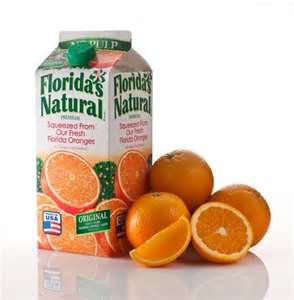 FLORIDA'S NATURAL ORANGE JUICE PREMIUM