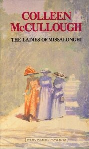 book cover of The Ladies of Missalonghi