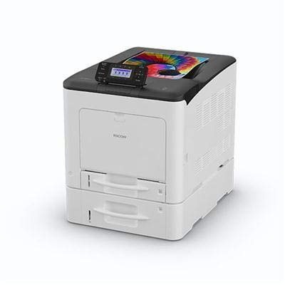 Mono A4 Led (Ricoh SP C360DNw Color LED Printer)