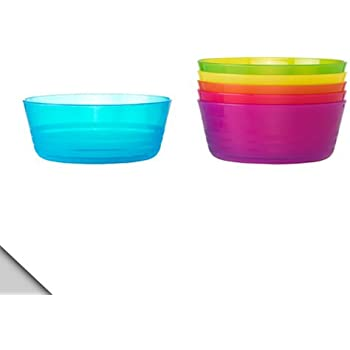 IKEA - KALAS Bowl, Assorted Colors ( 2 sets of 6)