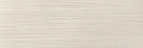 """Emser Tile """"Strands"""" Horizontal SBN Porcelain Tile, 3"""" x 12"""", Oyster"""