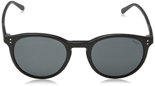 PH4110 Noir Matte Black Polo Sonnenbrille Grey AFqfC6n