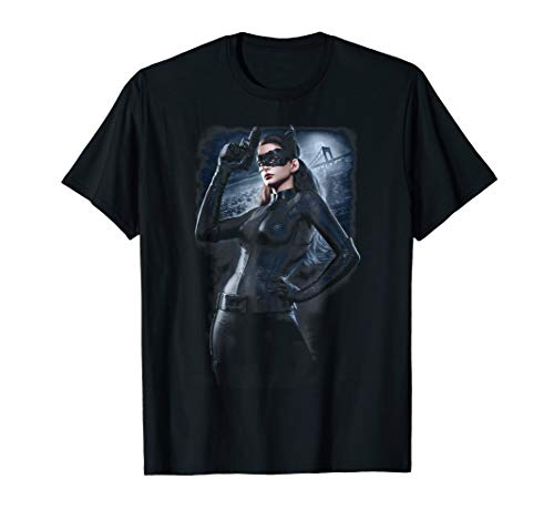 Batman Dark Knight Rises Catwoman Out on the Town T Shirt]()
