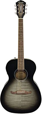 Fender FA-235E Concert Acoustic Electric Guitar by Fender