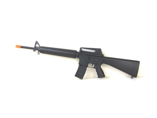 A&K M16 A3 Verion 2 Metal Gear Box Airsoft Gun