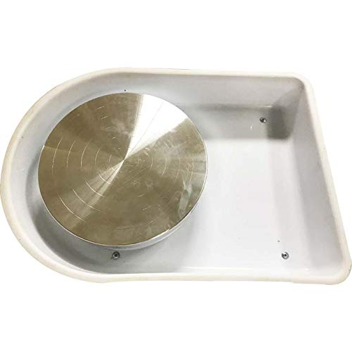 110V 25cm DIY Ceramic Molding Machine Pottery Wheel Ceramic for Ceramic WorkArt by INTBUYING (Image #5)
