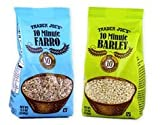 Trader Joe's - 10 Minute Farro & Barley
