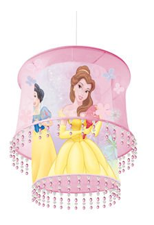 Disney Princess Crowned With Beauty 2 Tier Pendant Light Shade