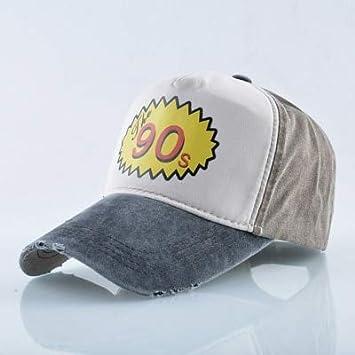 HONGHENG Algodón Papá Sombrero para Hombres Moda Streetwear Gorra ...
