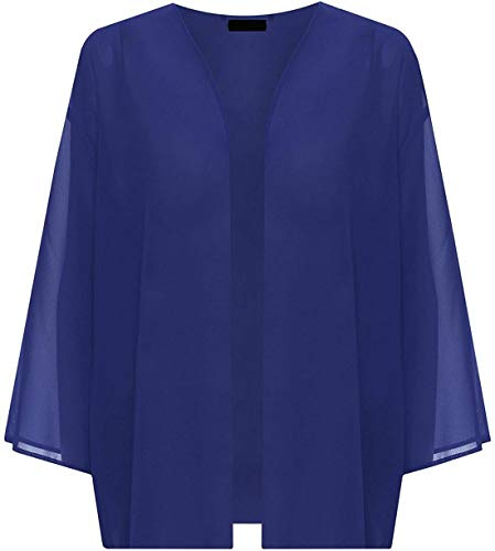 Azul con manga Chaleco Negro Mujer marino 21fashion 4 3 01xxw6