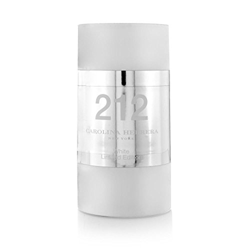 212 White By Carolina Herrera For Women. Eau De Toilette Spray 2 Ounces