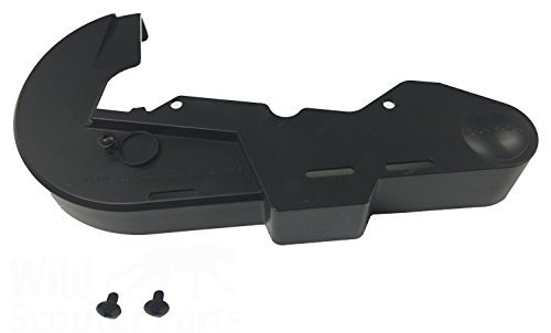 Razor E200 Chain Guard w/Screws (V 36+) (Razor E100 Electric Scooter Best Price)