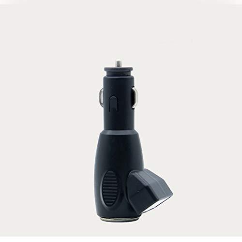 MqbY Battery Health Checker Car Voltmeter Checker Car Charger Can Smoke Cigarettes C11
