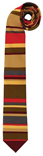 Elope 4th Doctor Necktie (Halloween Costumes Dr Who)