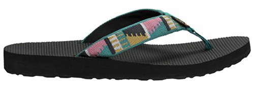 Original Flipflop Teva Teva Women's Original Green Women's tqwzgqcT