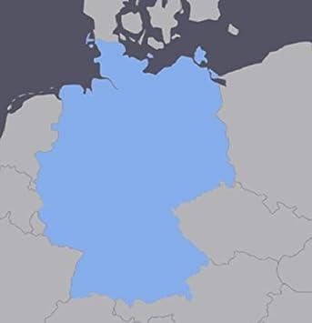 Amazon com: TOPO Germany GPS Map for Garmin: GPS & Navigation