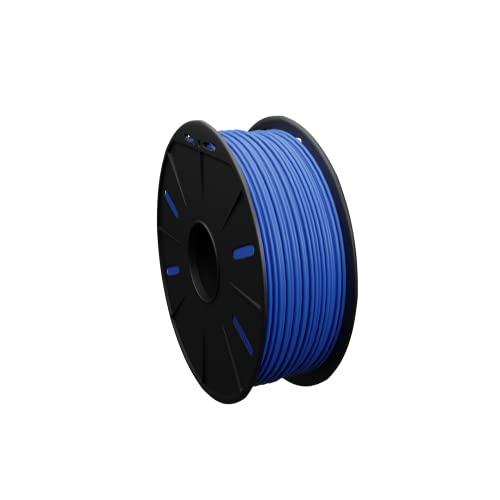 FILA3D PLA+ Filament 2.85mm Blue color 1Kg 3D Printing Material (Pack of 2)
