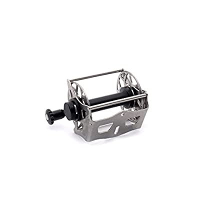 Image of Diving Packages Maverick America #2 Vertical Stainless Reel, 140 ft