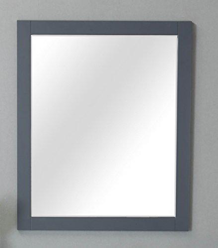 Home Kitchen Bathroom Vanity M3036GY Solid Wood 30