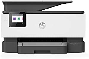 HP OfficeJet Pro 9015 All-in-One Wireless Printer, with Smart Home Office Productivity, HP Instant Ink or Amazon Dash...
