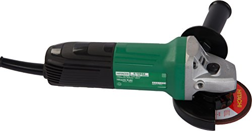 Hitachi G 10 SS2 4-inch Electric Grinder, Green 4