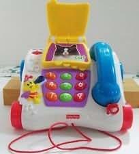 telephone fisher price amazon