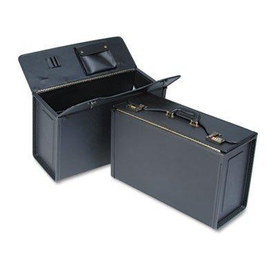 STEBCO 251322BLK Tufide Catalog Case, Vinyl, 22-1/4 x 8-3/4 x 13-1/2 Inches, Black by Stebco ()