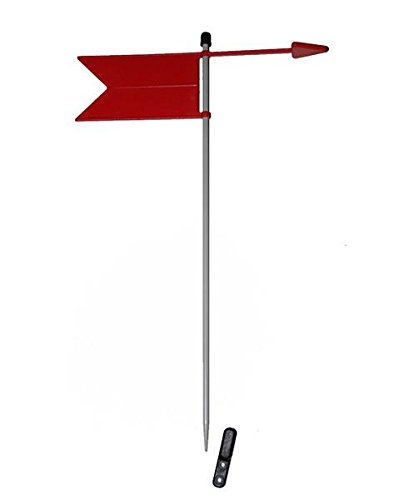 Nautos HPN300D - Wind Indicator for small boats - Optimist (Best Wind For Sailing)