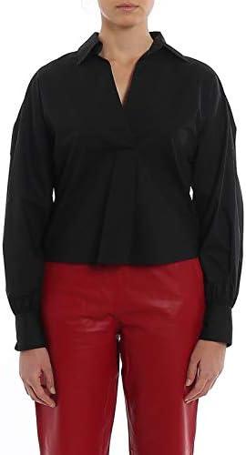 Pinko Luxury Fashion Donna 1G14QX7905Z99 Nero Blusa  