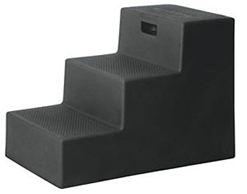Jolly Pets 3-Mounting Step, Black