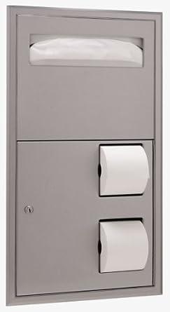 Amazon.com: Bobrick 3474 ClassicSeries 304 Stainless Steel