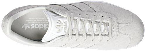 adidas Grey Uomo Gold One One Gazelle Metallic Corsa Grey da Grigio Scarpe HgYIHTqrO