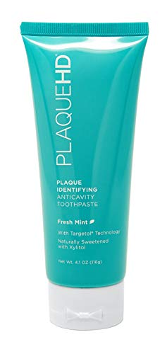 Plaque HD Toothpaste,1 tube (Best Toothpaste For Plaque)