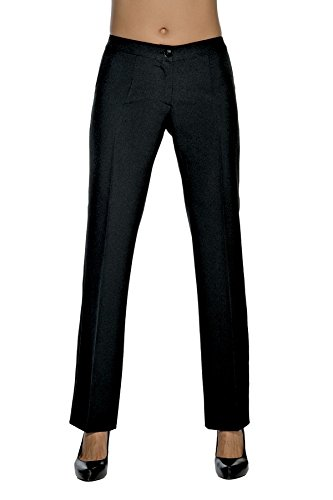 Pantalone Nero Trendy Isacco 19357 Donna RzOPOnq
