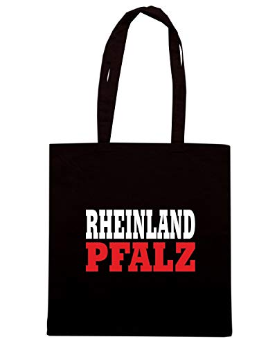 RHEINLAND GERMANY Nera Shopper PFALZ Shirt Speed Borsa LAND WC0844 CITY wtUf0XSfq